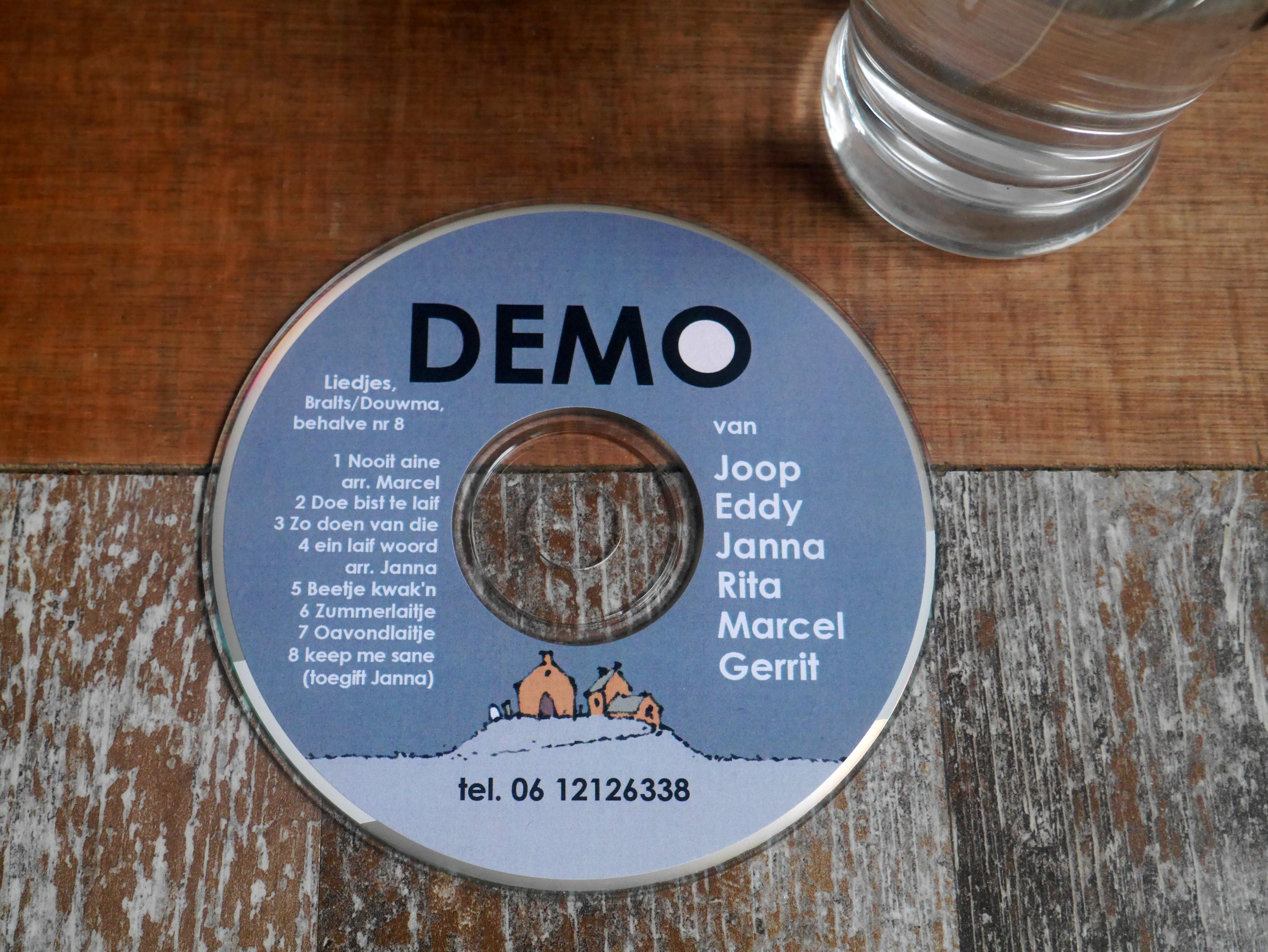 demo joop