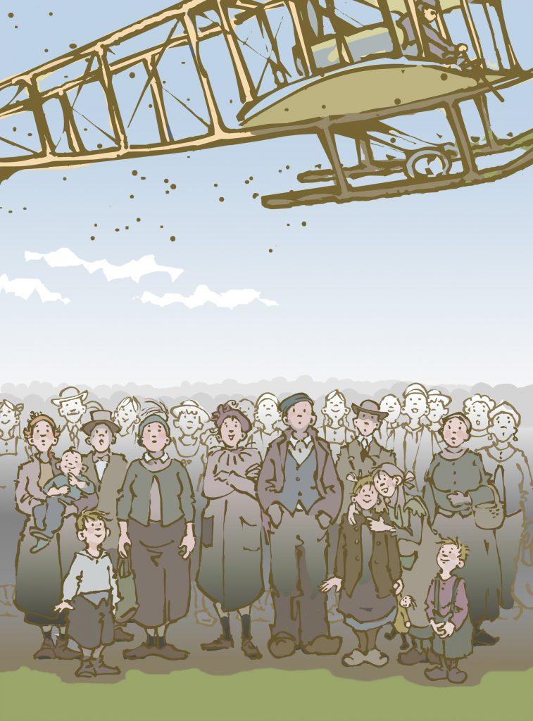 het vliegwonder mensen1900 monique beijer